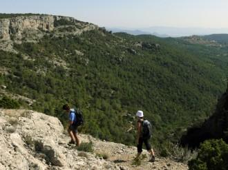 Ruta dels Refugis 3: De Mont-ral a Prades