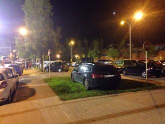 Desesperat per aparcar a Sant Celoni