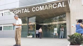 Ferré nega que haja exercit 24 anys a l'Hospital Comarcal sense contracte