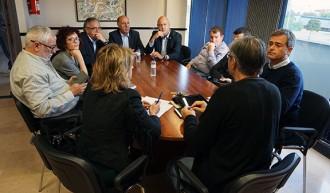 Els alcaldes de l'N-340 diuen «prou» i convoquen una mobilització de gran abast exigint la gratuïtat de l'AP-7