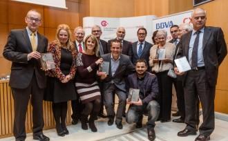 La Cambra premia Pascual, Muntanya de Llibres, Driving Events, Esbelt i Joan Viñas