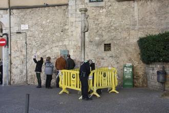 Girona retira les escales del Cul de la Lleona després de la mort d'un turista