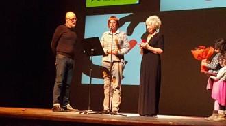 Sílvia Moya Palau rep el 6è Guardó Indaleci a la Implicació Social
