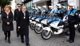 A la Lleida li falten 25 policies