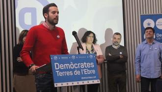 Demòcrates de Catalunya crea el seu primer comitè regional a l'Ebre