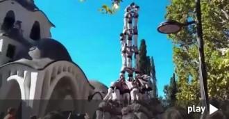 Els 10 castells de 10 de la temporada, en vídeo