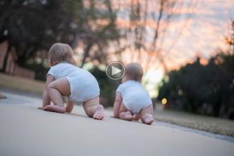 VÍDEO Rècord mundial: més de 600 nens participen en una carrera gatejant