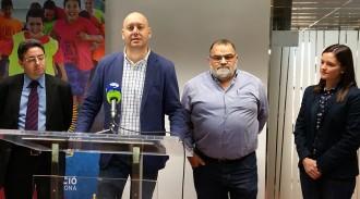 El projecte FutbolNet, de la Fundació FC Barcelona, s'implanta a la Ràpita