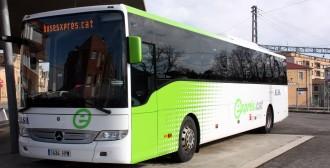 La nova línia de bus entre Lleida i Alfarràs, en marxa el dilluns