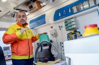 El CatSalut posa en marxa 33 noves ambulàncies a la Catalunya Central