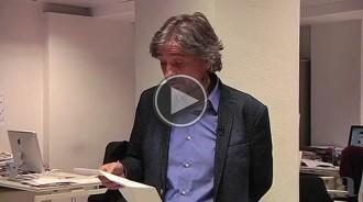 Carles Capdevila s'acomiada com a director de l'«Ara» amb un emotiu discurs a la redacció