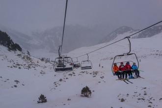 Les estacions d'esquí del Pirineu de Lleida congelen preus