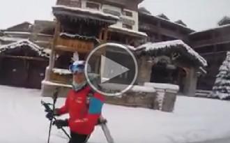 VÍDEO Com és un dia a Tignes pels esquiadors de muntanya de la selecció