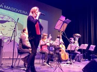 La celebració de Santa Cecília a l'EMMS omple Solsona de música