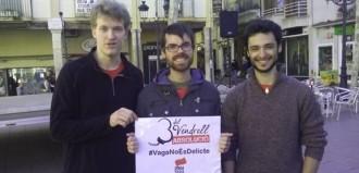 La Fiscalia manté la petició de sis anys i mig de presó pels tres joves del Vendrell