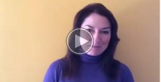 VÍDEO La filla de Montserrat Caballé demana el vot pel Cor Giovinetto