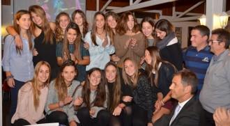 El CD Terrassa distingeix socis i esportistes per la temporada 2014-15