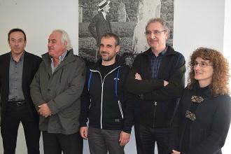 Xavier Pallàs, Xavier Solà i Elena Roca guanyen les Beques Ciutat d'Olot 2015