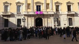 Recorden les 48 dones mortes a l'Estat espanyol per violència masclista