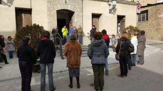 El Pallars fa pinya en la lluita contra la violència masclista