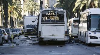 Estat Islàmic reivindica l'atemptat contra un autobús a Tunis