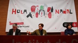 BComú proposa una «experiència nadalenca diferent» a la plaça Catalunya