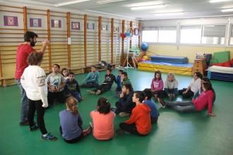 Alumnes de Martorelles participen en un programa pilot per crear i interpretar una òpera