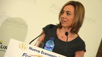 Carme Chacón presenta el PSC com un partit d'ordre