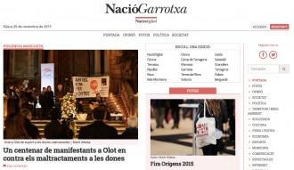 NacióGarrotxa estrena nova imatge i aplicació per a telèfons mòbils