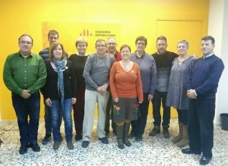 Vés a: Sílvia Casola, nova presidenta local d'ERC a l'Hospitalet de Llobregat