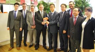 El grup Actel s'uneix amb l'empresa Farm Factory per obrir el comerç de productes agroalimentaris a Corea