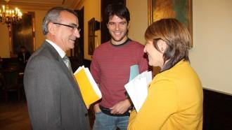 La Diputació de Lleida avala la desconnexió de Catalunya amb Espanya