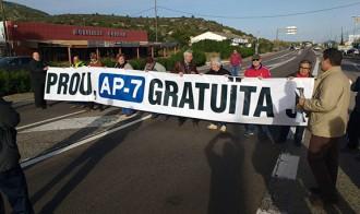 Crida veïnal a participar l'11 de desembre a la protesta per una AP-7 gratuïta