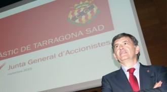 Josep Maria Andreu: «En tres anys calculo que tindrem el deute liquidat»