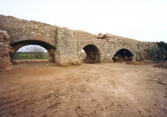 L'INCASÒL finalitza la restauració del Pont de les Caixes, a Constantí