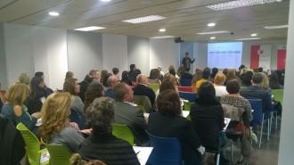 CaixaBank i Cambra de Barcelona formen a empresaris del Vallès Oriental en la normativa SEPA II