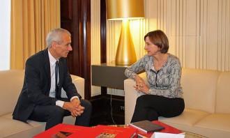 L'ambaixador suís veu factible la independència si hi ha «voluntat política»