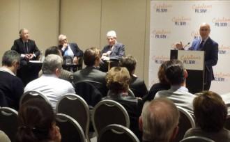 Duran i Lleida activa els ressorts empresarials de cara al 20-D