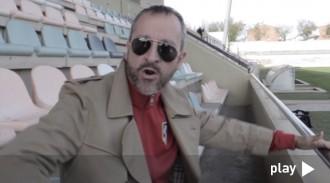 Darrer vídeo de l'Avellana Mecànica: l'Atlético s'infiltra a l'Estadi Municipal