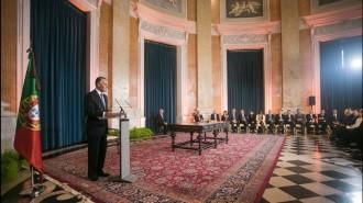 Portugal intenta un gir clar a l'esquerra sense irritar a la UE
