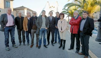 Alcaldes i transportistes sumen esforços per fer créixer la mobilització de l'11 de desembre per l'AP-7 gratuïta