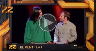 El minut de glòria de Ferran Latorre al «Zona Zàping» de TV3