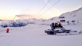 Baqueira i Boí-Taüll enceten la temporada de neu amb 70 pistes obertes