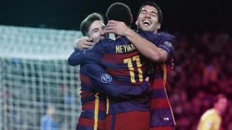 Vés a: Un Barça imparable s'imposa còmodament a la Reial Societat (4-0)