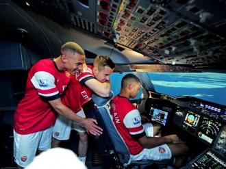 Crítiques a l'Arsenal per un desplaçament en avió de tan sols 14 minuts