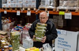 El Gran Recapte d'Aliments a Osona es tanca amb xifres de rècord