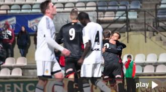 Haro permet al CF Reus mantenir l'espectacular ratxa com a local