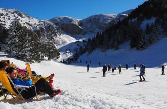 La Molina i Masella arrenquen amb força la temporada d'esquí