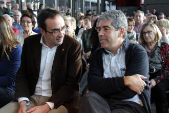 Homs defensa «diàleg, negociació i pacte» amb Madrid per guanyar la credibilitat de la comunitat internacional
