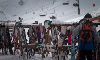 La temporada de neu a Lleida arrenca amb 5.300 esquiadors